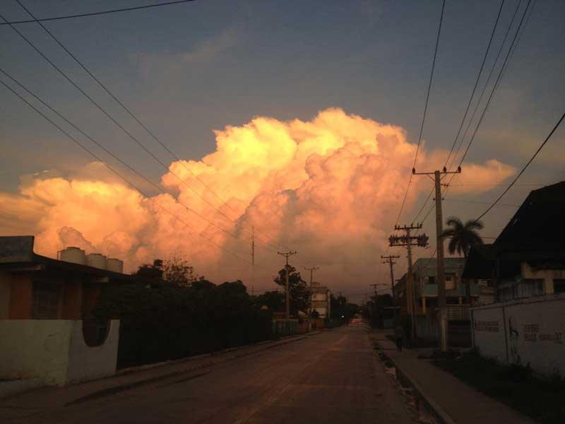 Calle 220 - La Lisa (Avana Cuba)