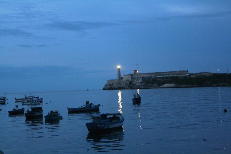 Baia Avana sera